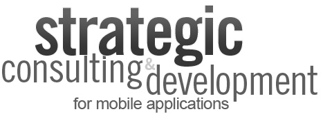 strategic consulting & developent for mobile applications